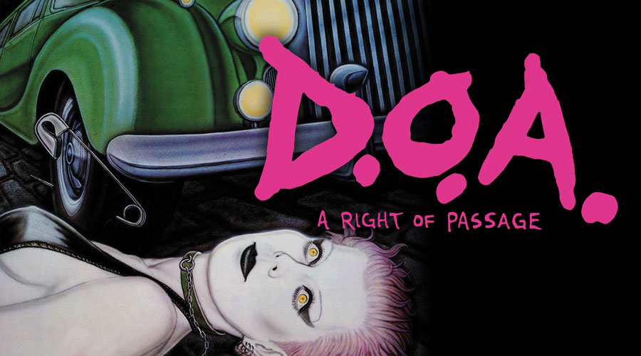 D.O.A.: A Right Of Passage (Special Edition)