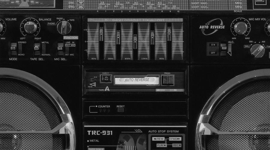 Enemy Radio - Loud Is Not Enough