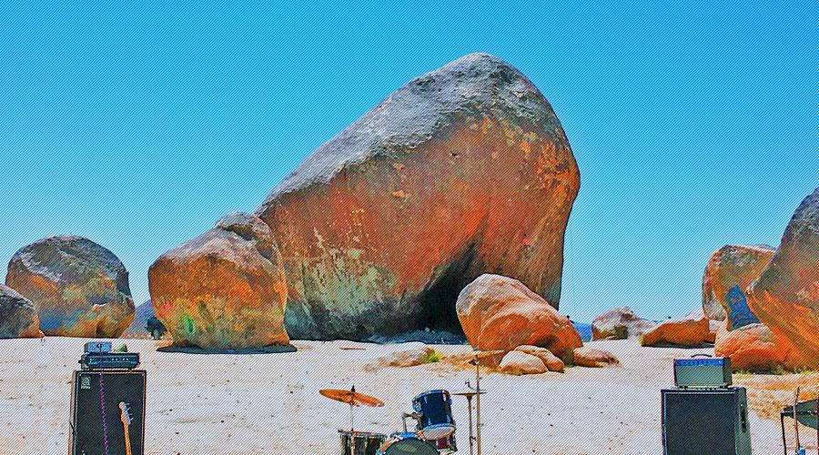 Yawning Man - Live At Giant Rock